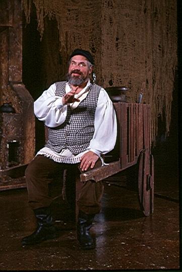 Douglas E. Stark as Tevye