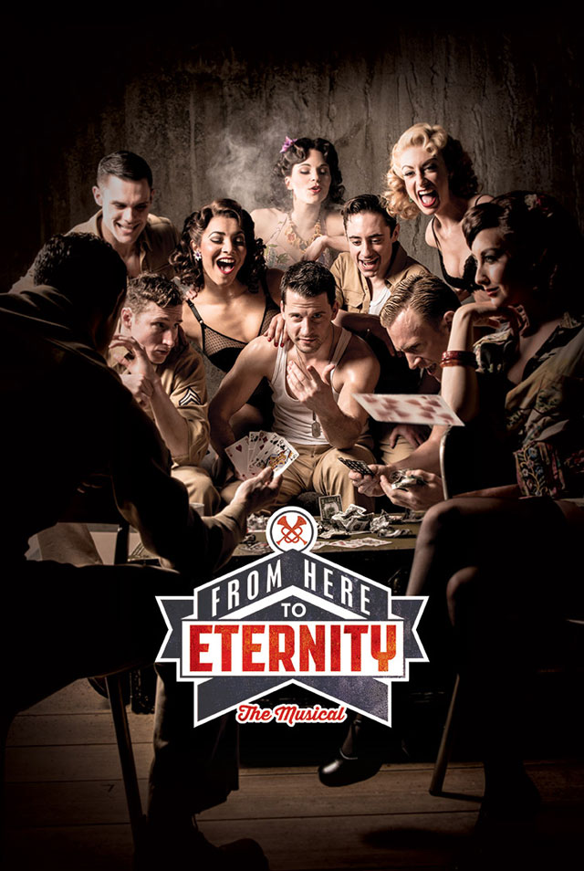 FROM HERE TO ETERNITY: THE MUSICAL DVD Now Available