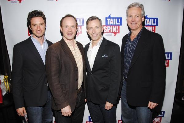 Nate Smith, Sean Dugan, Arnie Burton, Tom Galantich