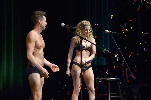 The Skivvies - Nick Cearley and Lauren Molina