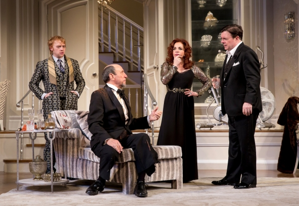 Rupert Grint, F. Murray Abraham, Stockard Channing, and Nathan Lane