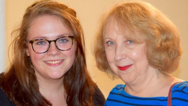 Lizzy Bryce (LPTW Administrator), Pamela Hunt (Director/LPTW Co-President)