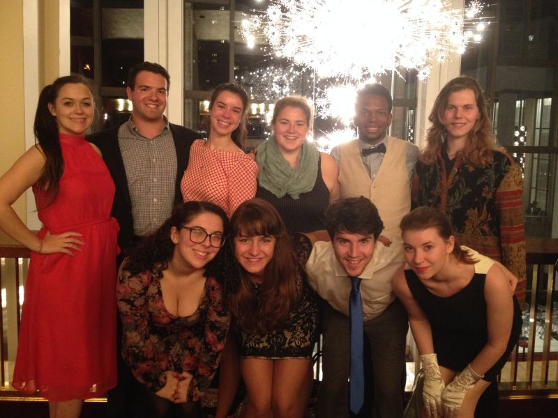 BWW Exclusive: National Music Theater Institute Embraced by Broadway