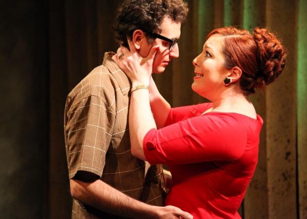 Matt Browning and Brynne Barnard