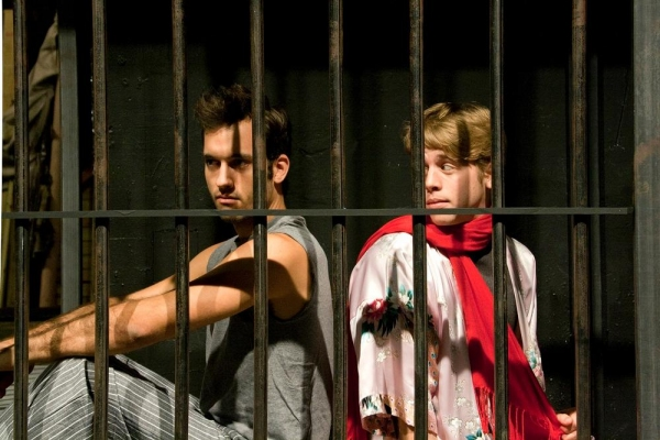 Photo Flash: Meet the Cast of KISS OF THE SPIDER WOMAN at Theatre UCF