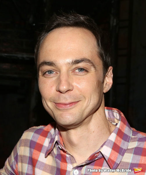 EXCLUSIVE! Photo Coverage: Backstage at THE LAST SHIP with Jim Parsons and Alan Rickman