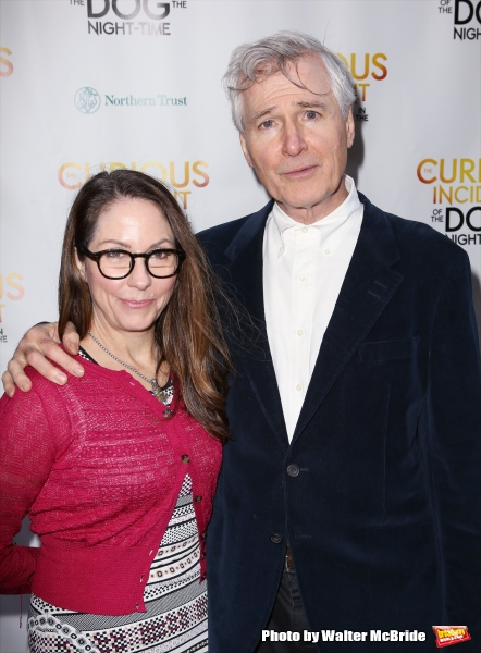 Mary Karr and John Patrick Shanley