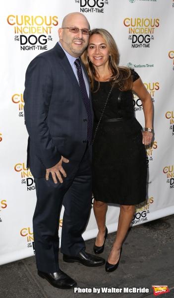 Mark Kaufman and wife Stacey Kaufman