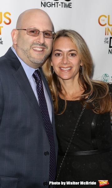 Mark Kaufman and wife Stacey Kaufman