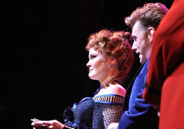 Photo Coverage: Broadway-Bound CAN-CAN Celebrates Opening Night at Paper Mill Playhouse