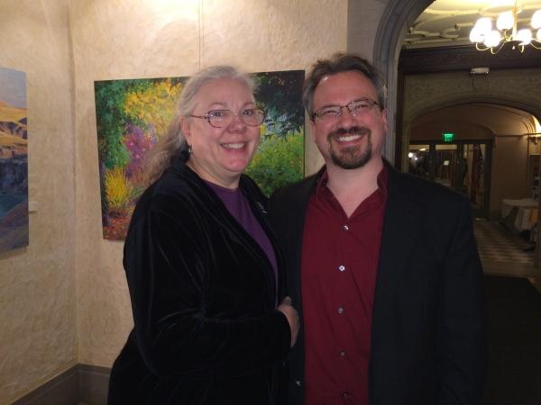 Alison C. Vesely, Joseph Zettelmaier