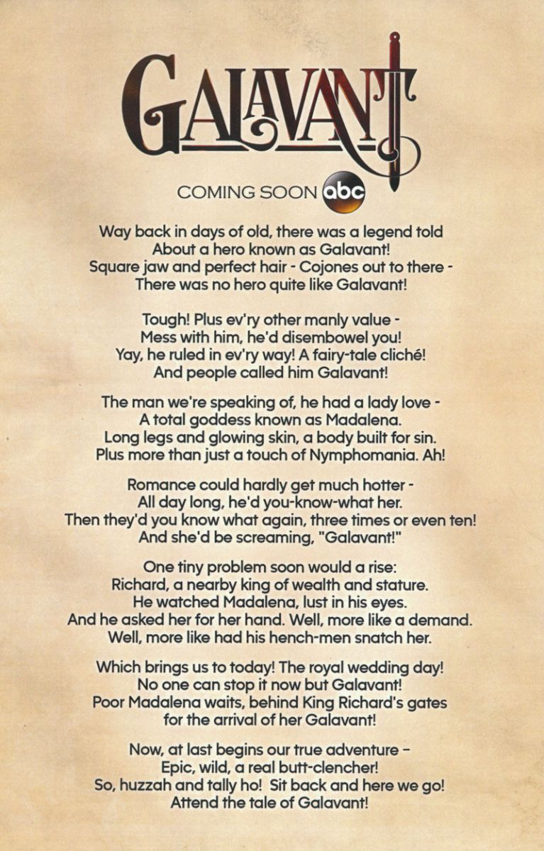 Learn The Lyrics To Title Song From Alan Menken's New ...