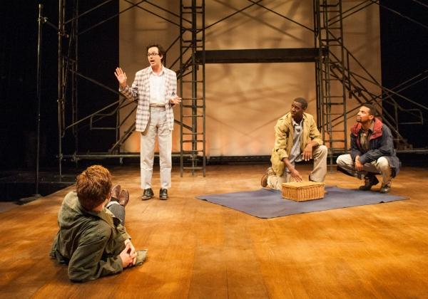 Lee Cortopassi (as Amiens), James Patrick-Davis (as Touchstone), Ashton Carter, Carlo Campbell
