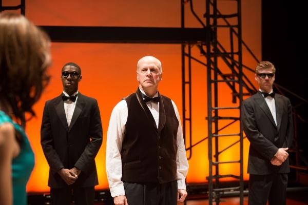 Alexander Harvey (as Rosalind), Ashton Carter, Paul Hebron (as Duke Fredrick), Lee Crotopassi