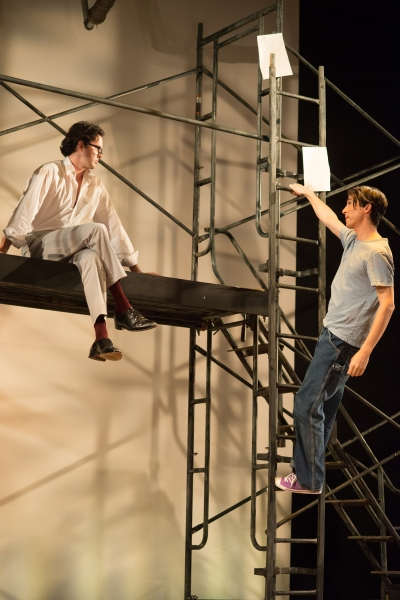 Photo Flash: First Look at Quintessence Theatre Group's AS YOU LIKE IT