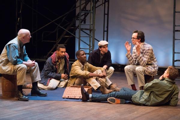 Paul Hebron (as Duke Senior), Carlo Campbell, Ashton Carter, Connor Hammond, James Patrick-Davis (as Jaques), Lee Cortopassi (as Amiens)
