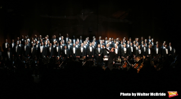 Joel Fram and The All-Star Broadway Men''s Chorus  Photo