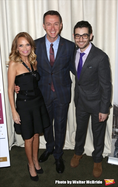 Kristin Chenoweth, Andrew Lippa and Director Noah Himmelstein