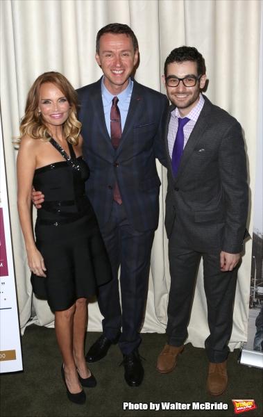 Kristin Chenoweth, Andrew Lippa and Director Noah Himmelstein