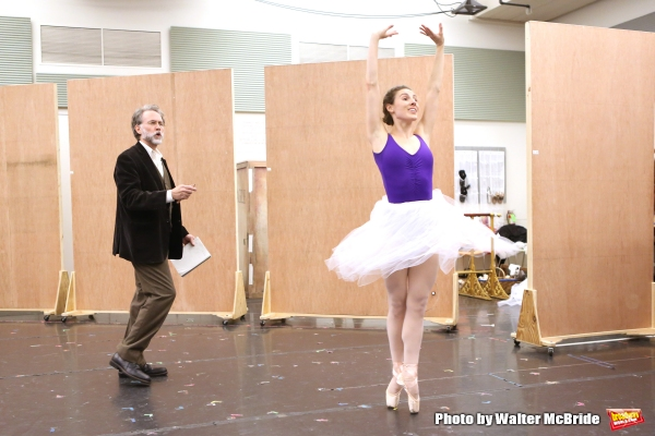 Boyd Gaines and Tiler Peck