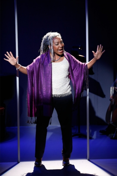 Photo Flash: First Look at Andrea Frierson and Phoebe Strole in Premieres' INNER VOICES Series