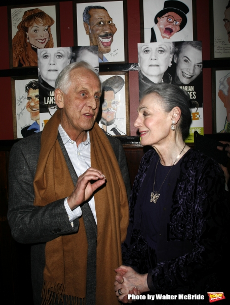Michael Blackmore (Director) & Marian Seldes
