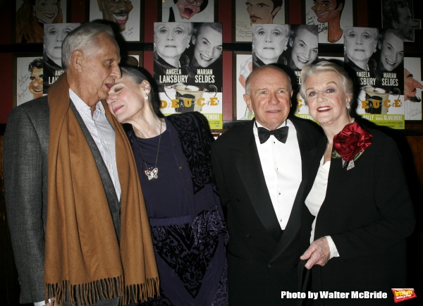 Michael Blackmore (Director) & Marian Seldes & Terrence McNally