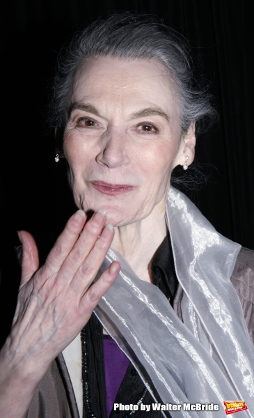 Marian Seldes attending the Opening Night performance for Vanessa Redgrave in THE YEAR OF MAGICAL THINKING at the Booth Theatre in New York City. March 29, 2007