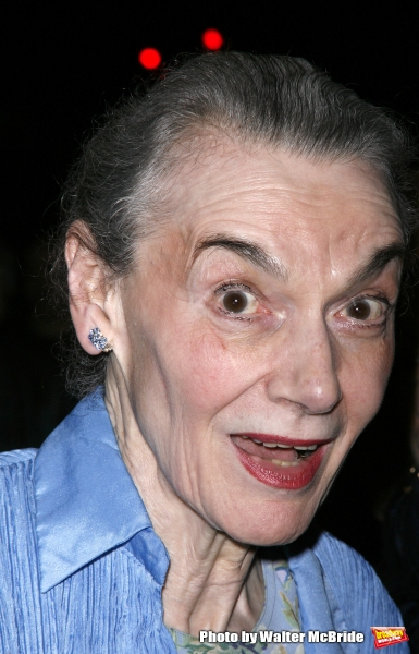 Marian Seldes arriving for the Opening Night Performance of The Manhattan Theatre Club''s Production of  TO BE OR NOT TO BE at the  Samuel J. Friedman Theatre in New York City. October 14, 2008