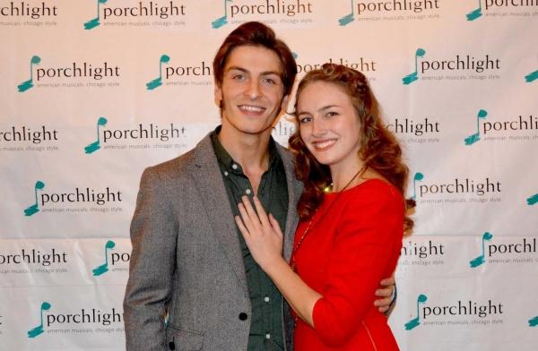 Brian Acker and Stephanie Stockstill (Anthony Hope and Johanna)