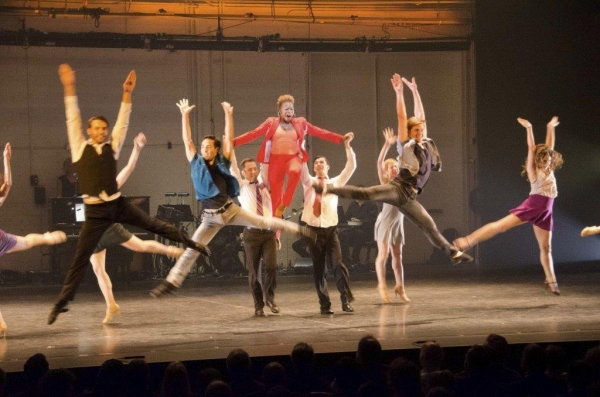 World Premiere of New York Church of Mambo choreographed by Alex Sanchez