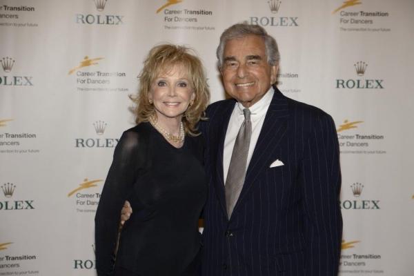 Roberta Silbert and Lenny Lauren