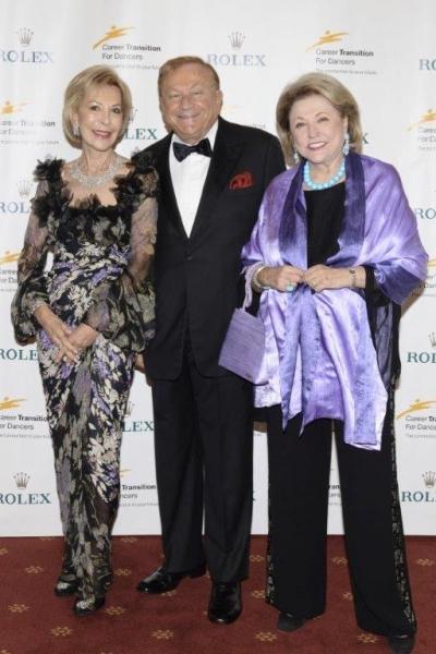 Anka Palitz, Robert Bradford and Barbara Taylor Bradford