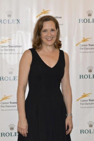 Tony Award winner Karen Ziemba