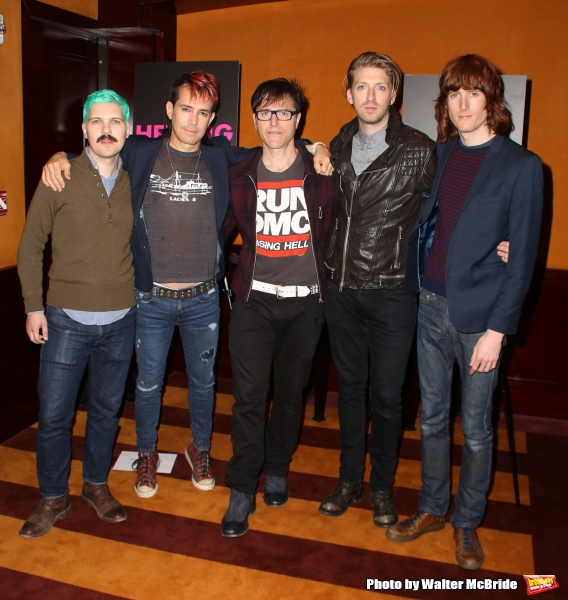 Matt Duncan, Peter Tanowitz, Stephen Trask, Tim Mislock and Justin Craig