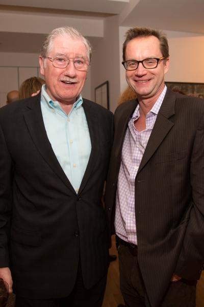 Joe Dowling and Michael Riedel