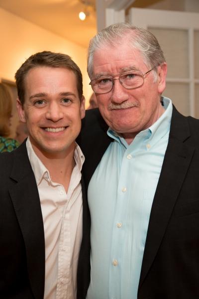 T.R. Knight and Joe Dowling