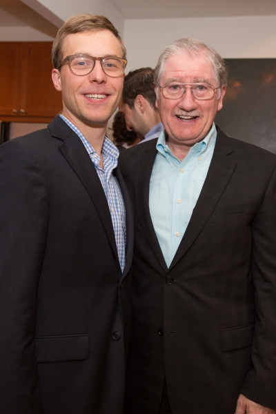 Photo Flash: The Guthrie Celebrates Artistic Director Joe Dowling in New York