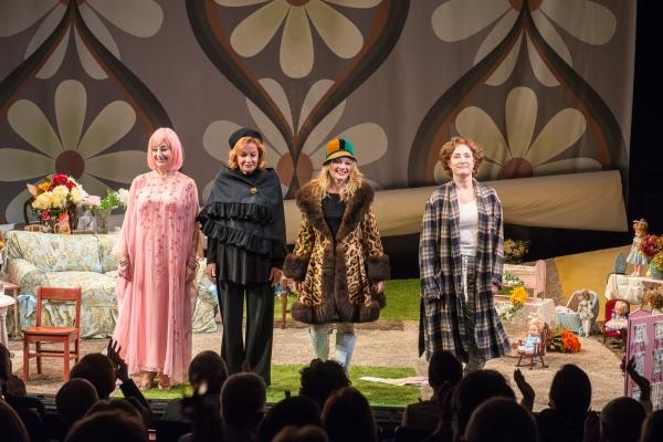 Photo Flash: THE KILLING OF SISTER GEORGE Celebrates Opening Night