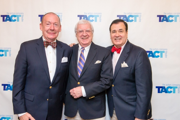 Stephen Lindenmuth (TACT Chair, Board of Directors), Bob Donohue, Lee Roy Reams