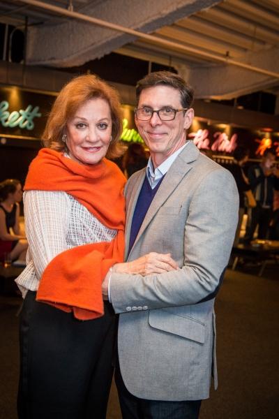 Cynthia Harris, Scott Alan Evans