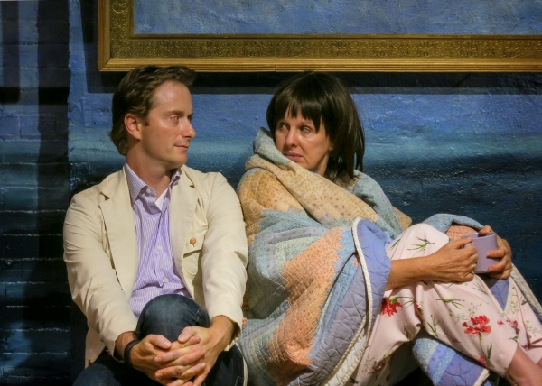 Jeffrey C. Hawkins (Jed) and Catherine Butterfield (Mindy)