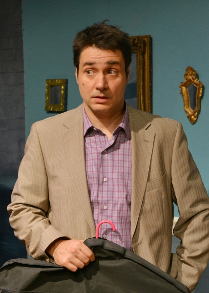Photo Flash: First Look at Peggy J. Scott, Adam Ferrara and More in Abingdon's IT HAS TO BE YOU