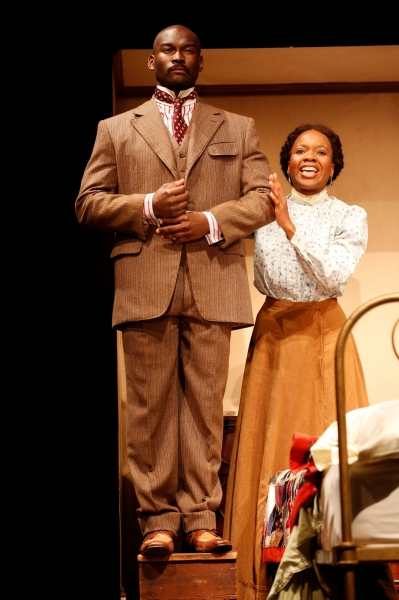 Isaiah Johnson and Nikki E. Walker
