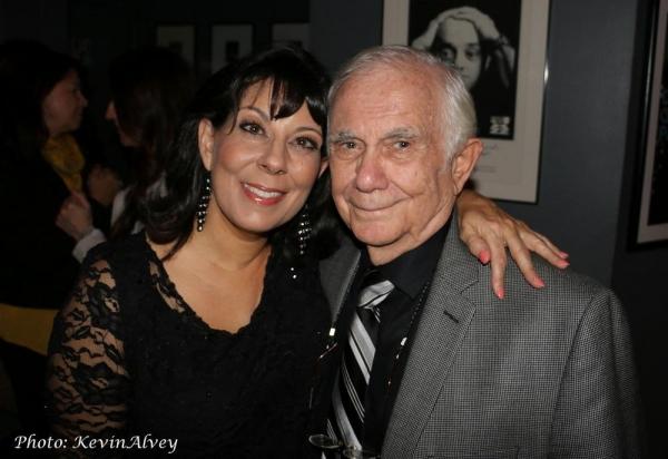 Christine Pedi and her dad