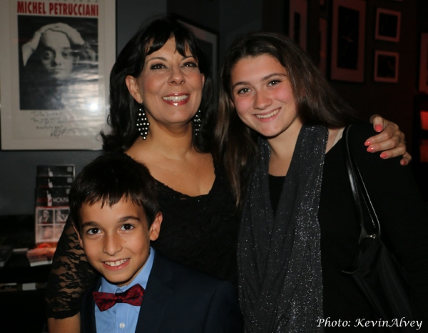 Photo Flash: Christine Pedi Celebrates GOOD TO MAMA CD Release at Birdland