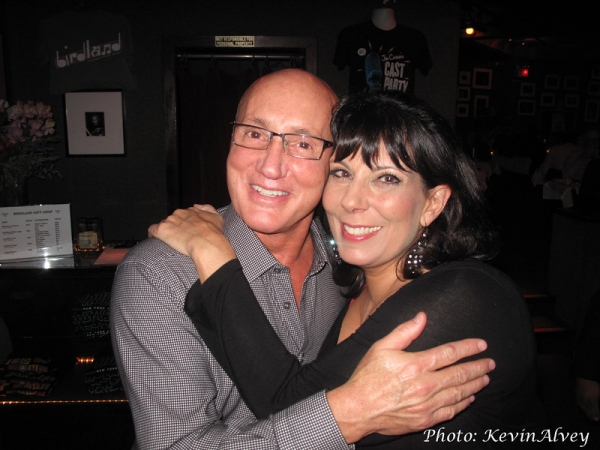 Gianni Valenti with Christine Pedi
