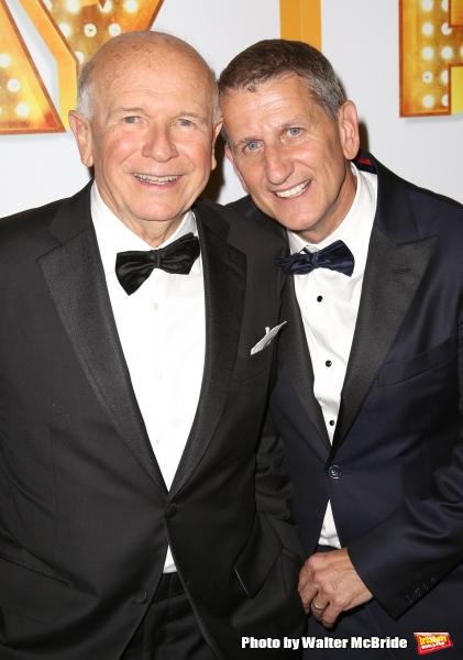 Terrence McNally and husband Thomas Kirdahy  Photo