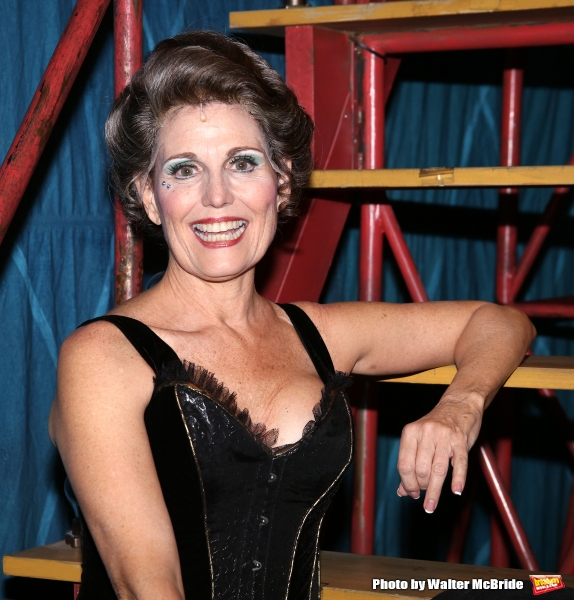 Photo Coverage: PIPPIN Welcomes Lucie Arnaz Back To Broadway