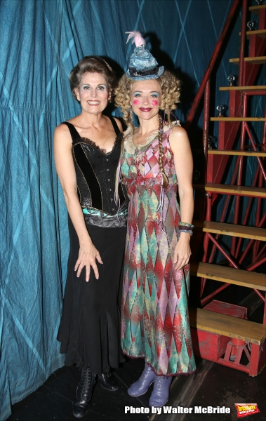 Lucie Arnaz and Rachel Bay Jones